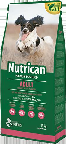 NUTRICAN - Nutrican Adult