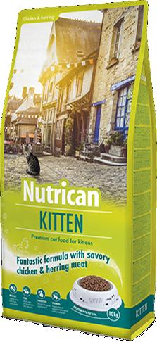 NUTRICAN - Nutrican Cat Kitten