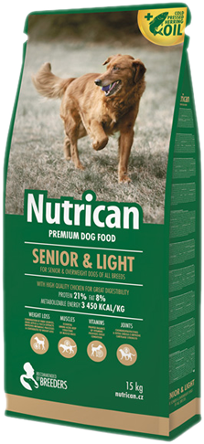 NUTRICAN - Nutrican Senior & Light