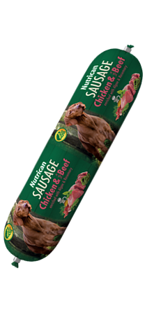 NUTRICAN - Nutrican Sausage Chicken & Beef